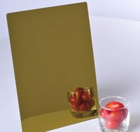 Mirrored Acrylic Plate