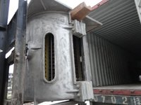 Aluminium Melting Furnace Large Capacity of 1ton