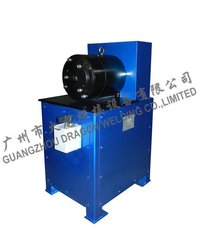 Copper Tube Mouth Reducing Machine And Copper Tube Shrinking Machine
