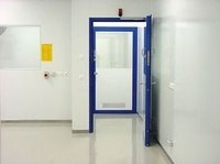 Clean Room Door