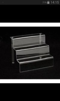Acrylic Step Stands