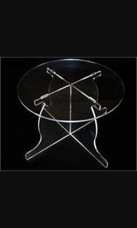 Acrylic Cake Display Stands