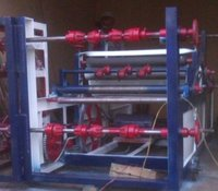 Fully Automatic Three Die Paper Dona Making Machines