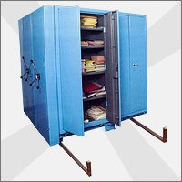 Exclusive Compactor Mobile Storage System