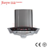 Digital Control Cooker Hood