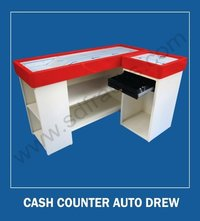 Cash Counter Auto Drew