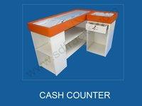 Cash Counter Metal Drew