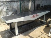 Vibrating Table For Paver Block