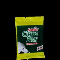 Sabena Citrus Plus Scrub Pad