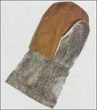 Heat Resistance Aluminised Panox Gloves