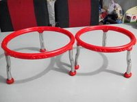 Round Plastic Pot Stand