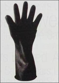 Unsupported Latex Agri Gloves (Ltx 704)