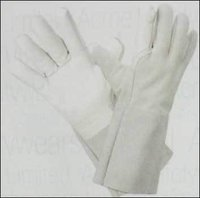 Welding Leather Gloves Combinated