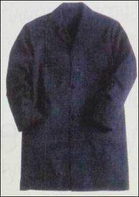 Flame Retardant Fabric Long Coat