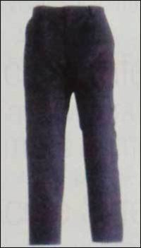 Flame Retardant Fabric Trouser