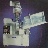 Automatic Rotary Tube Filling Machine