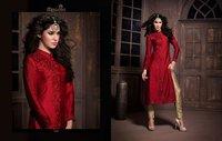 Ladies Red Suits