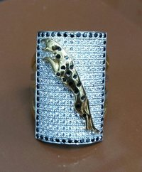 22ct Diamond studded Gold Jewellery Rings for Ladies and Gents