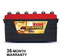 Exide Invamore Batteries