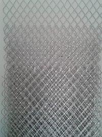 5mm Grill Aluminium