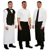Cook Coat And Waist Aprons