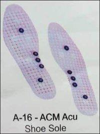 Acupressure Shoe Sole
