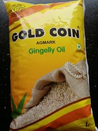 Gold Coin Gingelly Oil