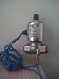 Ammonia Compressor Loading Unloading Valve