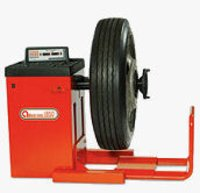 Mechanic Wheel Balancing Tyre Machine