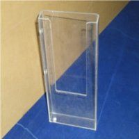 Durable Acrylic Paper Stand