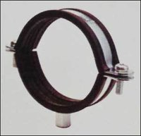 Nut Clamp With Rubber Line