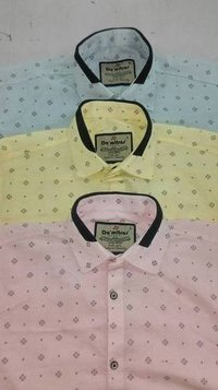 Fancy Cotton Shirts