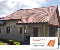 Concrete Clay Roof Tile