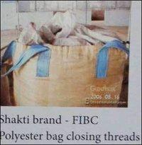 FIBC Polyester Bag Closing Threads