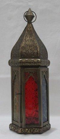 Designer Moroccan Table Lantern