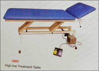 High - Low Treatment Table