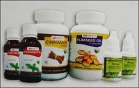 Diabetes Tablets And Capsules
