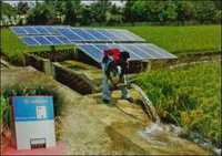 Solar Water Pump Project