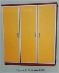 Openable Door Wardrobe