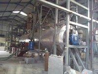 Tyre Pyrolysis Plant