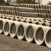 RCC Perforated Pipe