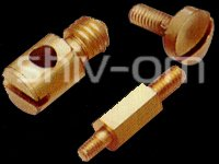 Brass Cold Forged Machine Screws