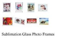 Glass Photo Frames