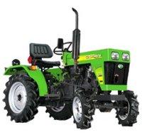 Captain 120 DI 4WD Tractor