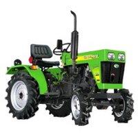 Captain 250 DI 4WD Tractor