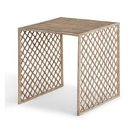 Mugal Jali Side Table
