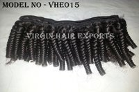 Spring Curly Human Hair Extension