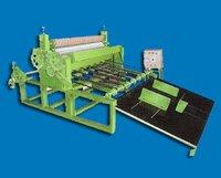 High Speed Rotary Paper Corrugated Sheet Cutting Machine