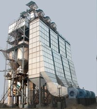 Industrial Paddy Dryer Plant