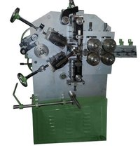 Industrial Spring Coiling Machines